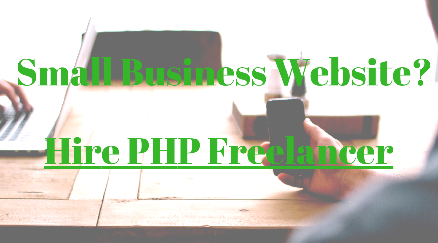 freelance php developer