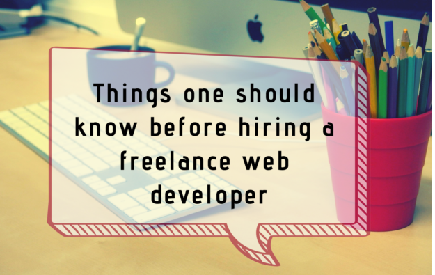 hire freelance web developer india